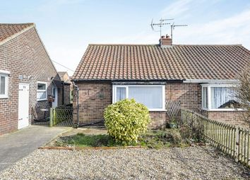 Thumbnail 2 bed bungalow to rent in Mount Crescent, Bridlington
