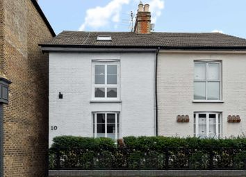 Thumbnail 3 bed semi-detached house for sale in High Street, Thames Ditton