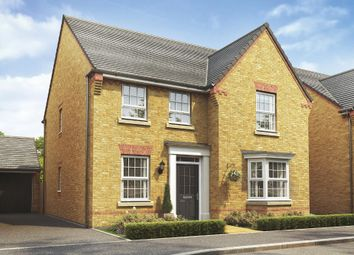 "Thumbnail 4 bed detached house for sale in ""Holden"" at Holt Road, Horsford, Norwich"