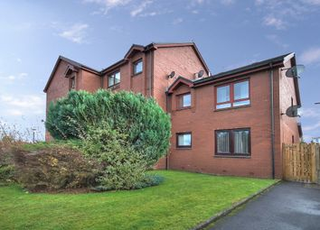 Thumbnail 1 bed flat for sale in 41 Fishescoates Gardens, Burnside