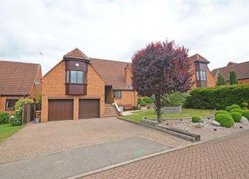 Thumbnail 5 bedroom detached house for sale in Vetchfield, Orton Brimbles, Peterborough