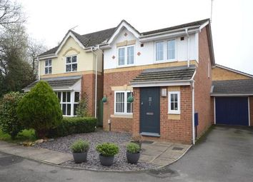 Thumbnail 3 bed link-detached house for sale in Lincoln Close, Ash Vale, Surrey