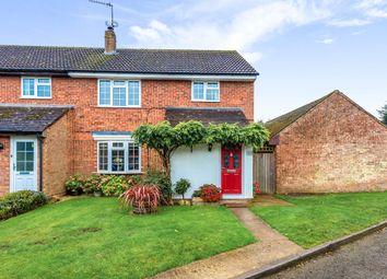 Thumbnail 4 bed semi-detached house for sale in Dinmore, Bovingdon, Hemel Hempstead