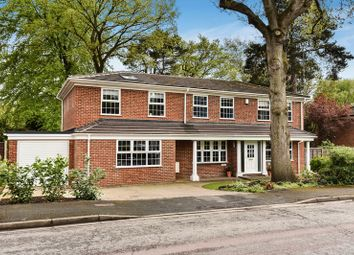 Thumbnail 5 bed detached house for sale in Russet Gardens, Camberley