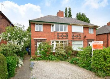 Thumbnail 3 bed semi-detached house for sale in Enfield Road, Chesterfield
