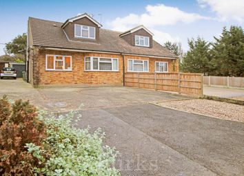 4 bed semi-detached house for sale in Oak Avenue, Crays Hill, Billericay CM11