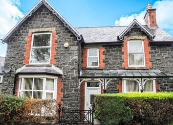 Thumbnail 3 bed detached house for sale in Park Road, Llanfairfechan, Conwy
