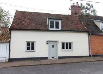 Thumbnail 2 bedroom cottage to rent in The Broadway, Badwell Ash, Bury St. Edmunds
