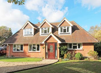 Thumbnail 4 bed property for sale in Sway Road, Pennington, Lymington