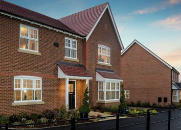 "Thumbnail 5 bed detached house for sale in ""The Farringdon"" at Campden Road, Shipston-On-Stour"