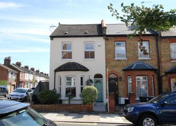 Thumbnail 2 bed end terrace house for sale in Woodlands Road, Enfield