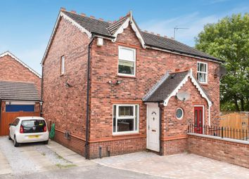 Thumbnail 3 bed semi-detached house for sale in Carline Mead, Harrogate