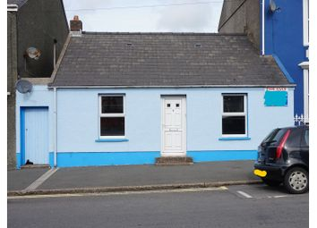 Thumbnail 3 bed cottage for sale in High Street, Pembroke Dock
