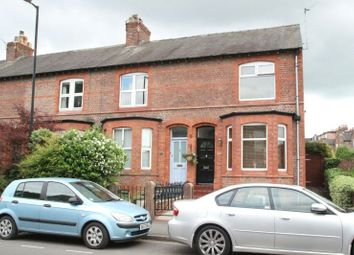 Thumbnail 2 bed terraced house for sale in Stamford Park Road, Hale, Altrincham