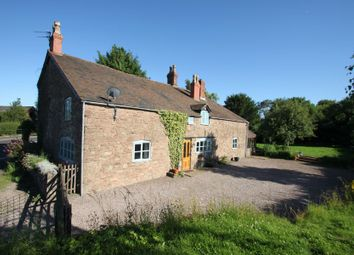 Thumbnail 5 bed semi-detached house for sale in Harewood End, Hereford