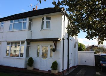 Thumbnail 3 bed semi-detached house for sale in Endsleigh Gardens, Upton, Chester