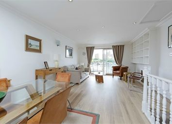 Thumbnail 2 bed flat to rent in Thorney Crescent, Morgans Walk, Battersea, London