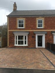 Thumbnail 2 bed semi-detached house to rent in Sea Dyke Way, Marshchapel, Grimsby