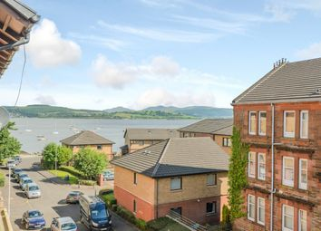 Thumbnail 2 bed flat for sale in Adam Street, Gourock, Inverclyde