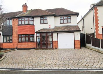 Oak Lodge Avenue, Chigwell IG7. 4 bed semi-detached house for sale