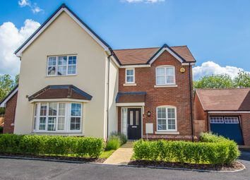 Thumbnail 5 bed detached house to rent in Warboys Close, Buntingford