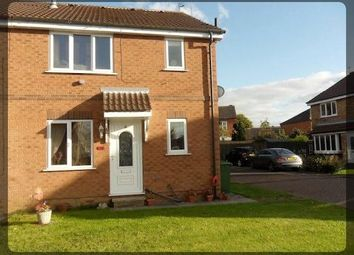 Thumbnail 1 bed end terrace house to rent in Laburnum Drive, Beverley, East Yorkshire