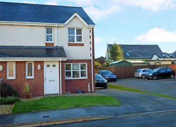 Thumbnail 3 bed semi-detached house for sale in Maes Y Coed, Llanddaniel, Gaerwen, Anglesey
