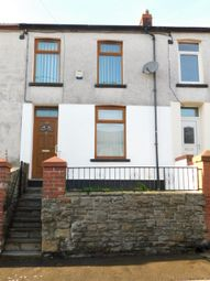3 bed terraced house for sale in School Street, Wattstown CF39