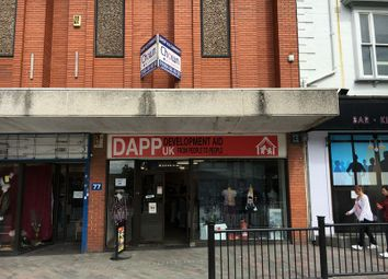 Thumbnail Commercial property for sale in Abington Street, Northampton