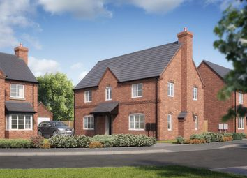 Thumbnail 3 bed detached house for sale in The Austrey, Hill Ridware, Rugeley, Cannock, West Midlands