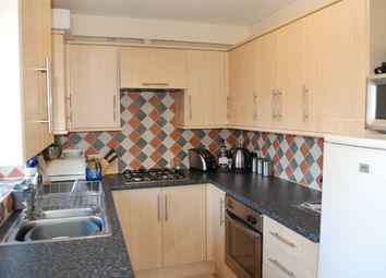 Thumbnail 2 bed terraced house to rent in Beaumaris Road, Sawtry, Huntingdon