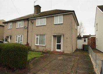 Thumbnail 3 bed semi-detached house to rent in Barnfield, Slough, Berkshire