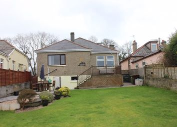 Thumbnail 4 bed detached house for sale in Porthpean Road, St. Austell