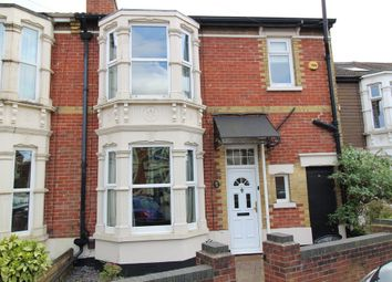 Thumbnail 3 bed semi-detached house for sale in Knowsley Road, Cosham, Portsmouth