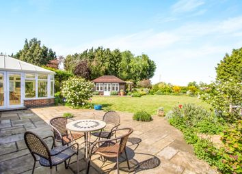 Thumbnail 3 bedroom detached bungalow for sale in Leicester Road, Uppingham, Oakham