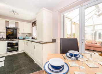 Thumbnail 3 bedroom detached house for sale in Peak Close, Pilsley, Chesterfield