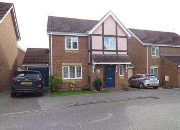 Thumbnail 3 bed detached house for sale in Treeview, Stowmarket