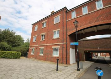 Thumbnail 1 bed flat to rent in Royal Court, Fairford Leys