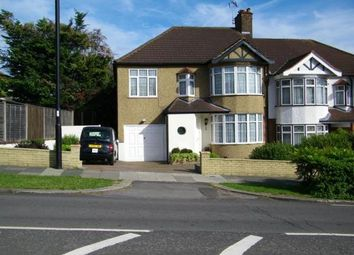 Thumbnail 5 bed semi-detached house for sale in Wilmer Way, Southgate, London