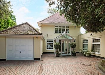 Thumbnail 4 bed detached house for sale in Burton Road, Branksome Parker, Poole