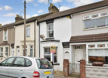 Thumbnail 2 bed terraced house for sale in Selbourne Road, Gillingham, Kent
