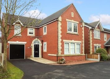 Thumbnail 4 bed detached house to rent in Orchid Way, St. Helens