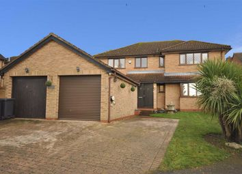 Thumbnail 5 bed detached house for sale in Tanfield Lane, Abington, Northampton