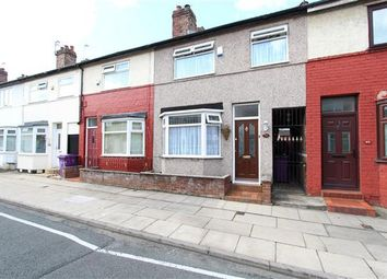 Thumbnail Town house to rent in Glamis Road, Tuebrook, Liverpool