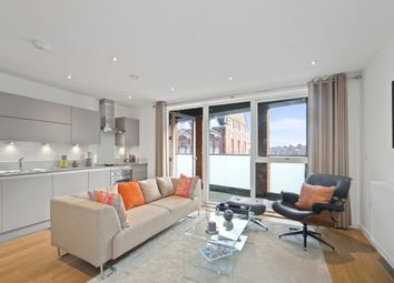 Thumbnail 2 bed flat for sale in Oldridge Road, London