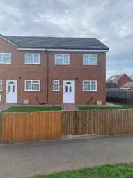 Thumbnail 3 bed end terrace house to rent in Lanchester Way, Castle Bromwich