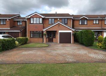 Thumbnail 5 bedroom detached house for sale in Rowan Drive, Essington, Wolverhampton, Staffordshire