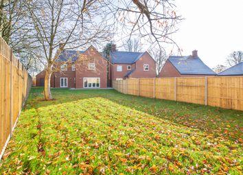 Thumbnail 5 bed detached house for sale in De Havilland Gardens, Bury, Huntingdon