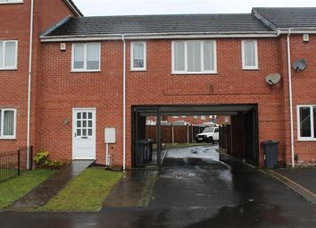 Thumbnail 2 bed flat for sale in Brownfield Road, Shard End, Birmingham
