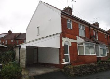 3 bed end terrace house to rent in Crofton Avenue, Yeovil BA21